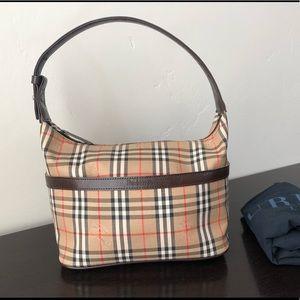 SALE 🔥 Authentic Burberry Hobo Bag.